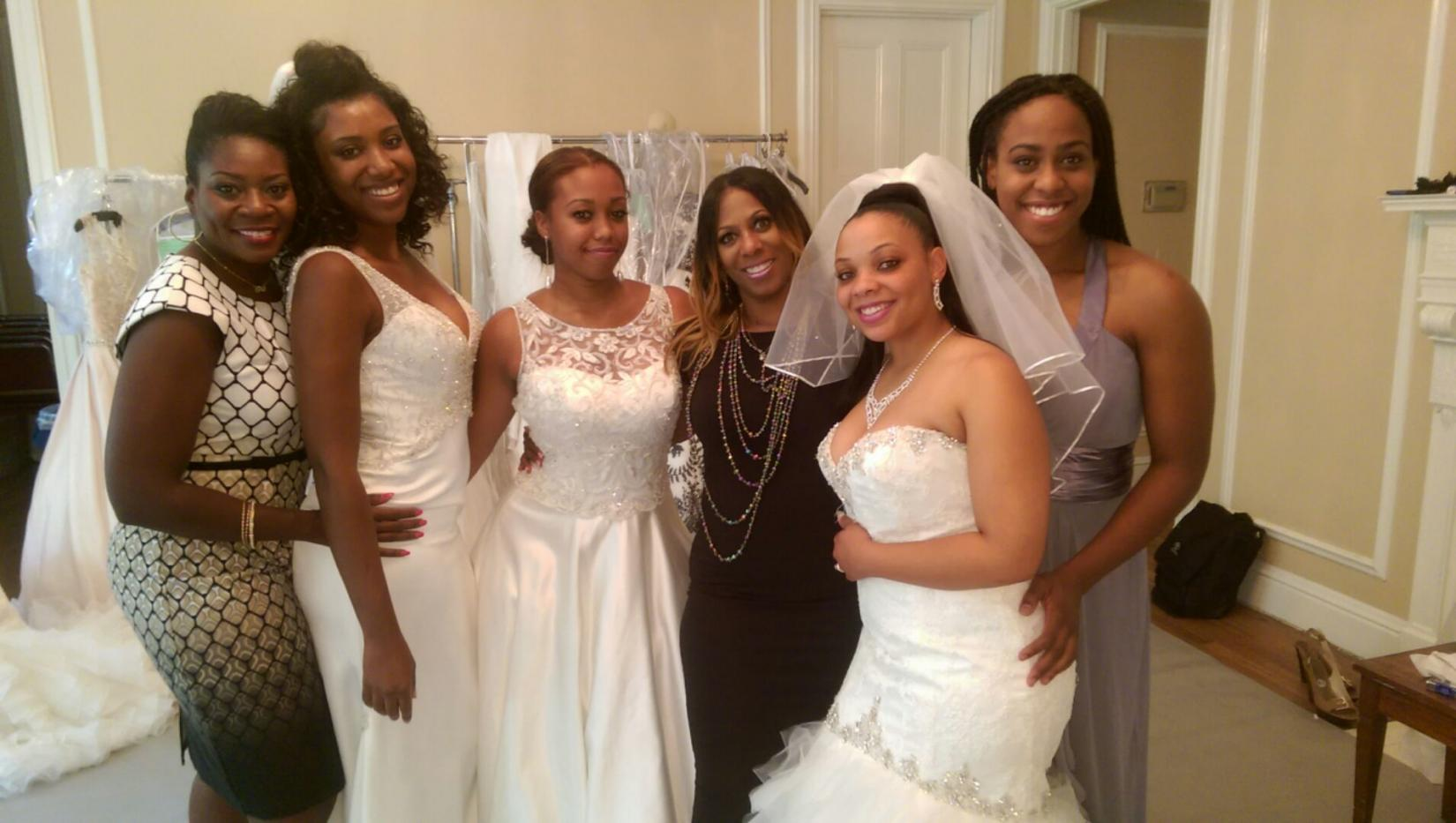 Bridal Show Models, Assistant and Lu